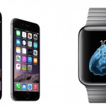The iPhone 6 and the Apple Watch