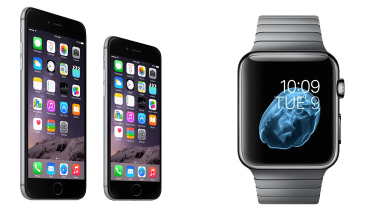iphone6 apple watch